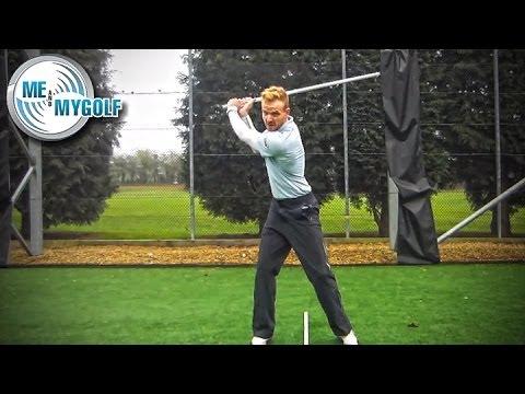 Hit a Golf Ball Really Straight