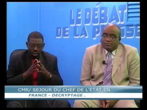 AFRIQUE MEDIA productions DEBAT DE LA  PRESSE  DU   02    02   2013