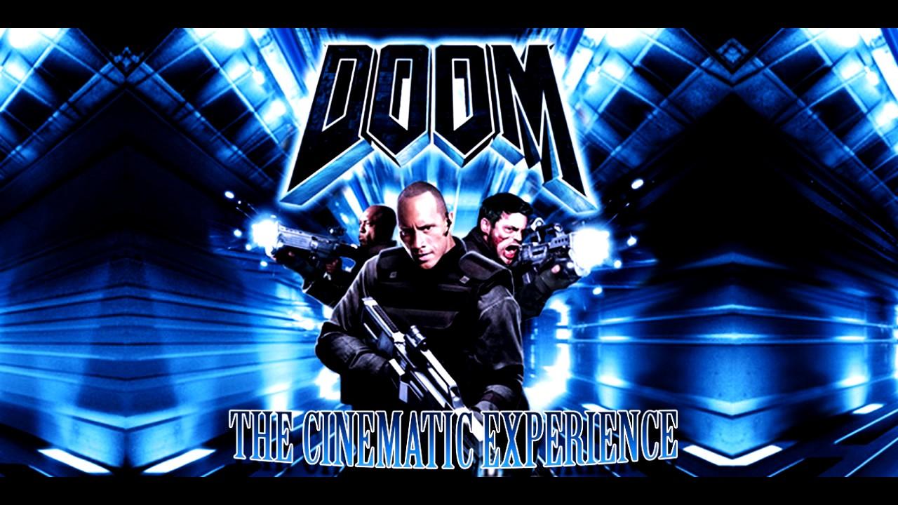 2005 Doom Movie Poster