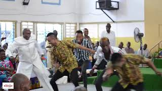 KASOLO PERFORMS KYAA KYA NGAI IN MIGADINI(MSA) DURING A CHURCH SERVICE.. sms skiza 7630022 to 811