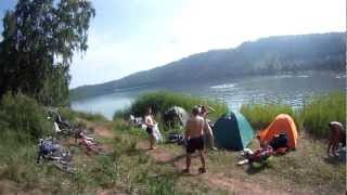 Велопоход Ужур Шира(Велопоход Ужур-Шира - 2 часть видео., 2012-09-04T09:00:47.000Z)