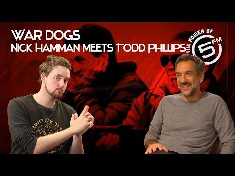 War Dogs | Todd Phillips Interview | Nick Hamman