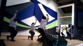 Holy Spirit by Meddy - Dance Choreography