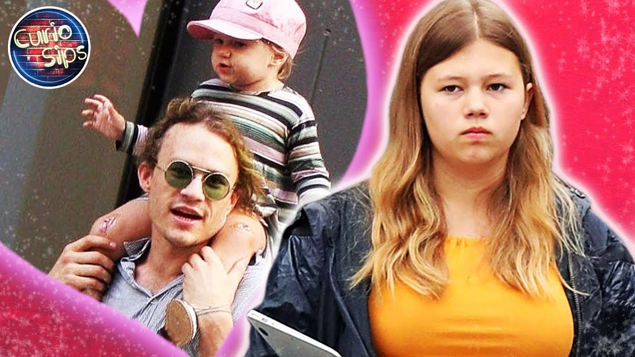 How Heath Ledger's Daughter Matilda Has Enjoyed a Private Life ...