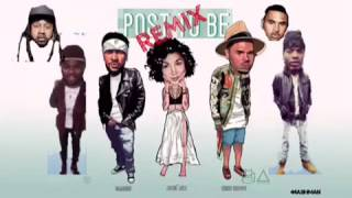Omarion- Post To Be REMIX Ft. Fetty Wap, Chris Brown, Trey Songz, Ty Dolla $ign