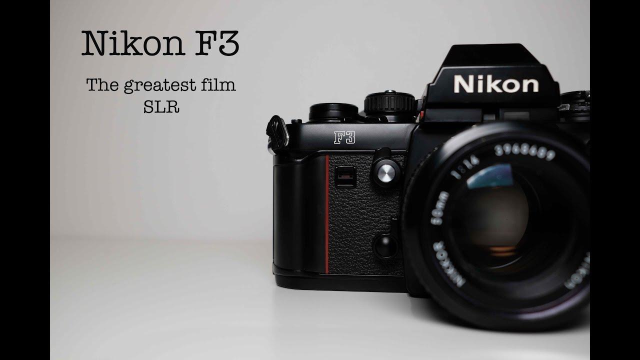 Nikon F3 Review The Best 35mm Film Slr Youtube