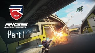 RIGS: Mechanized Combat League PSVR Gameplay (Livestream)