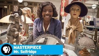 MASTERPIECE | Mr. Selfridge, Final Season: Who is Tilly? | PBS