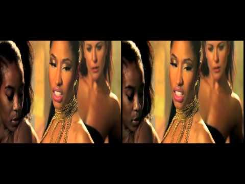 Nicki Minaj SBS 3D