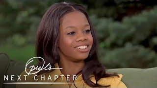 Gabby Douglas Responds to Her Hair Critics   Oprah's Next Chapter   Oprah Winfrey Network
