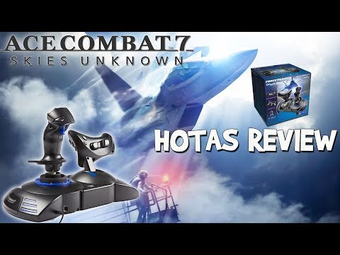 Ace Combat 7 | Thrustmaster T-Flight Hotas special edition