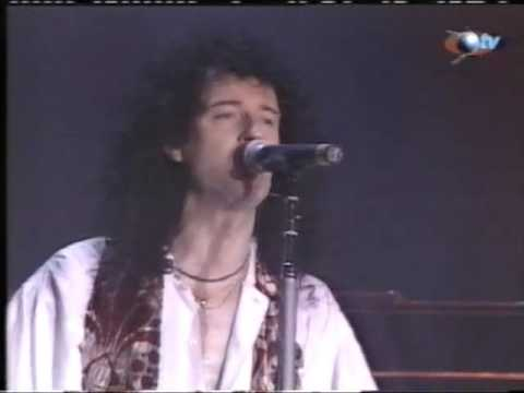 Brian May - Barcelona, Spain 12/14/93 (Full Concert) (Pro Shot)