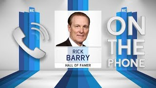 Hall of Famer Rick Barry Talks Celts-Cavs, Rockets-Warriors w/Rich Eisen | Full Interview | 5/22/18