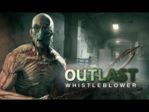 (18+)Outlast whistleblower #1 | Horror játék