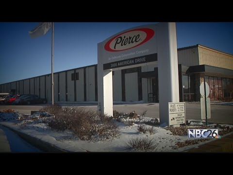 Pierce Manufacturing facing class action lawsuit over unpaid