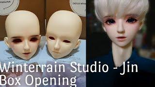Winterrain Studio - Jin BJD Box Opening / Unboxing