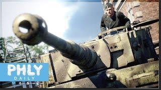 Post Scriptum - TIGER TANK COMMANDER | 88mm ONE SHOTS (Post Scriptum Tank Gameplay)