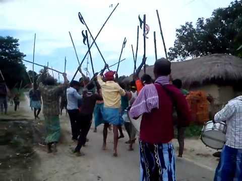 nagpanchmi mela of mathia village west champaran bihar