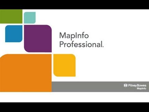 Sử dụng tool Trích Lục bản Đồ trong Mapinfo   Mapinfo Cơ Bản   Hướng dẫn phần mềm Mapinfo