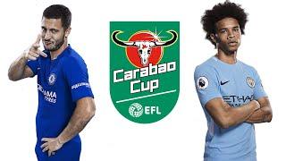 FIFA 19 CHELSEA VS MANCHESTER CITY @ WEMBLEY STADIUM CARABAO CUP FINAL