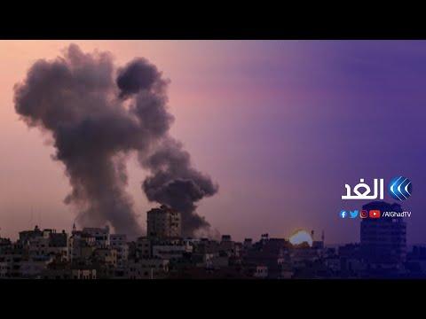 قصف إسرائيلي  شمال قطاع غزة أسفرعن استشهاد 10 أفراد بينهم 3 أطفال