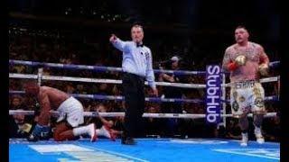 Anthony Joshua Vs Andy Ruiz Full Fight Highlights 2019 HD