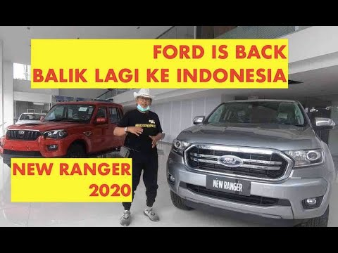 Review Ford New Ranger Xlt 4x4 2020 Indonesia Review Ford Is Back Bang Koboi Youtube
