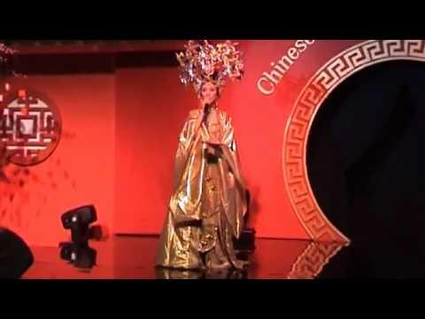 ANNA, MC Inggris Mandarin Corporate Jakarta -English Chinese Presenter Chinese New Year 雅加达英语中文婚礼主持人