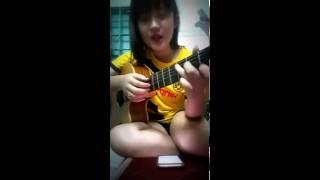 hướng dẫn guitar làm người yêu anh nhé baby