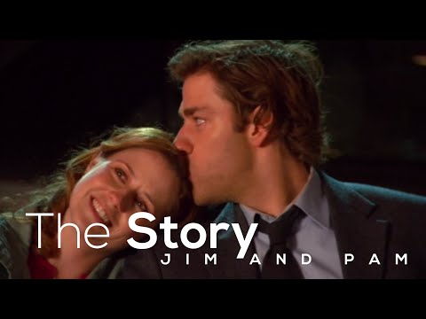 Jim and Pam | The Story | The Office