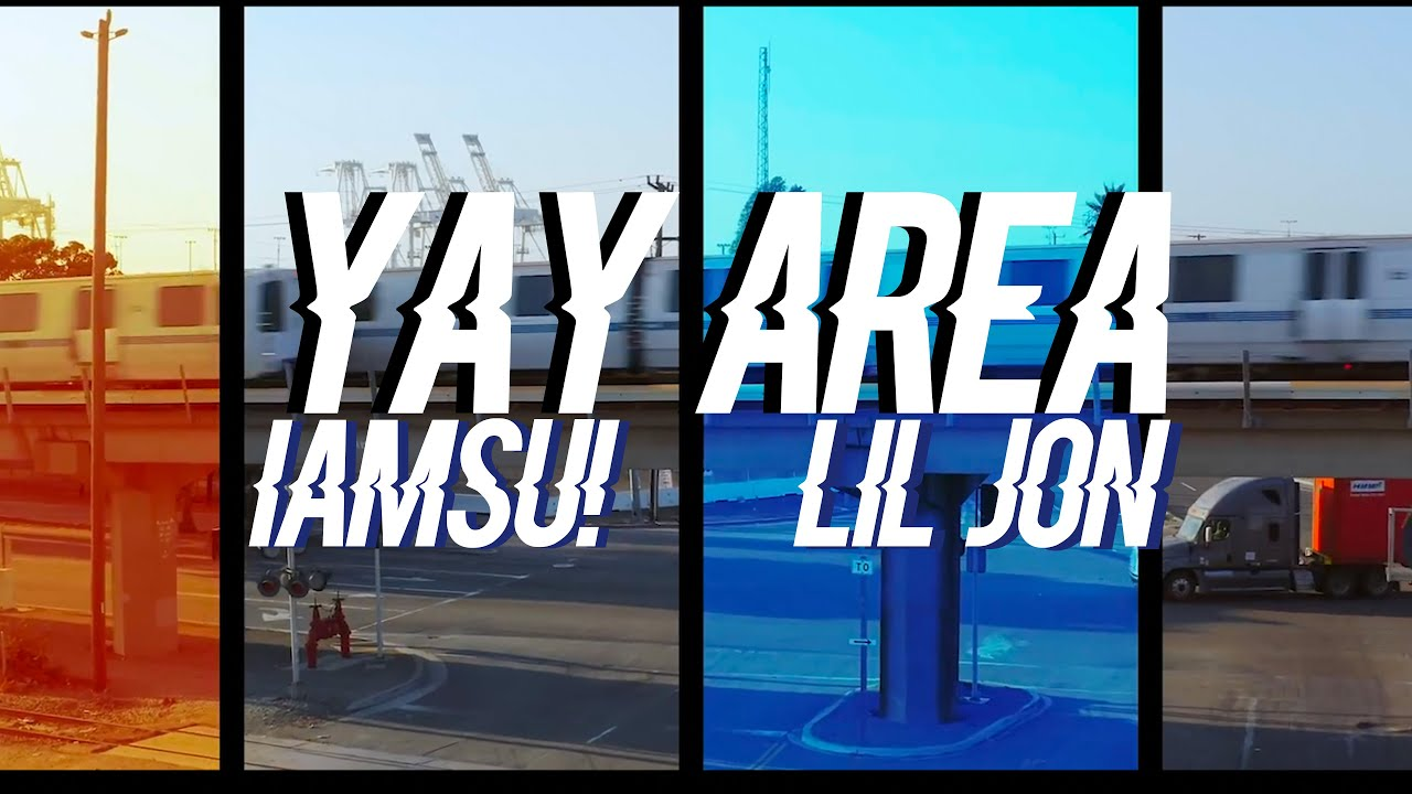 Download IAMSU! & LIL JON - YAY AREA (880)  LYRIC VIDEO