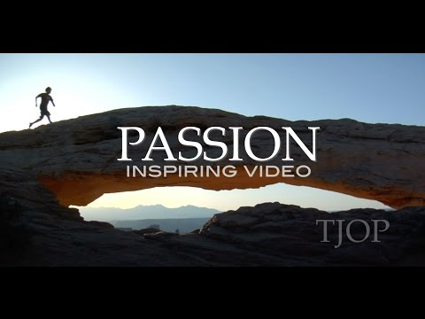 Finding your life's purpose - Passion