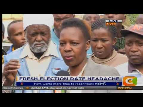 Citizen Extra : Fresh election date tussle