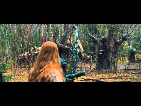 Hansel & Gretel Thợ Săn Phù Thuỷ - Phim Clip - Không được ăn cái kẹo quỷ quái đó