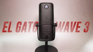 Elgato Wave 3 USB Mic Review / Test (Compared to Snowball, Yeti, Quadcast, Seiren X, & more)