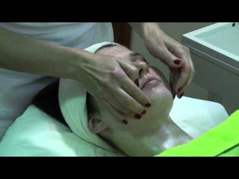 Facial Treatment and Facial Massage for Sensitive Skin in Central London
