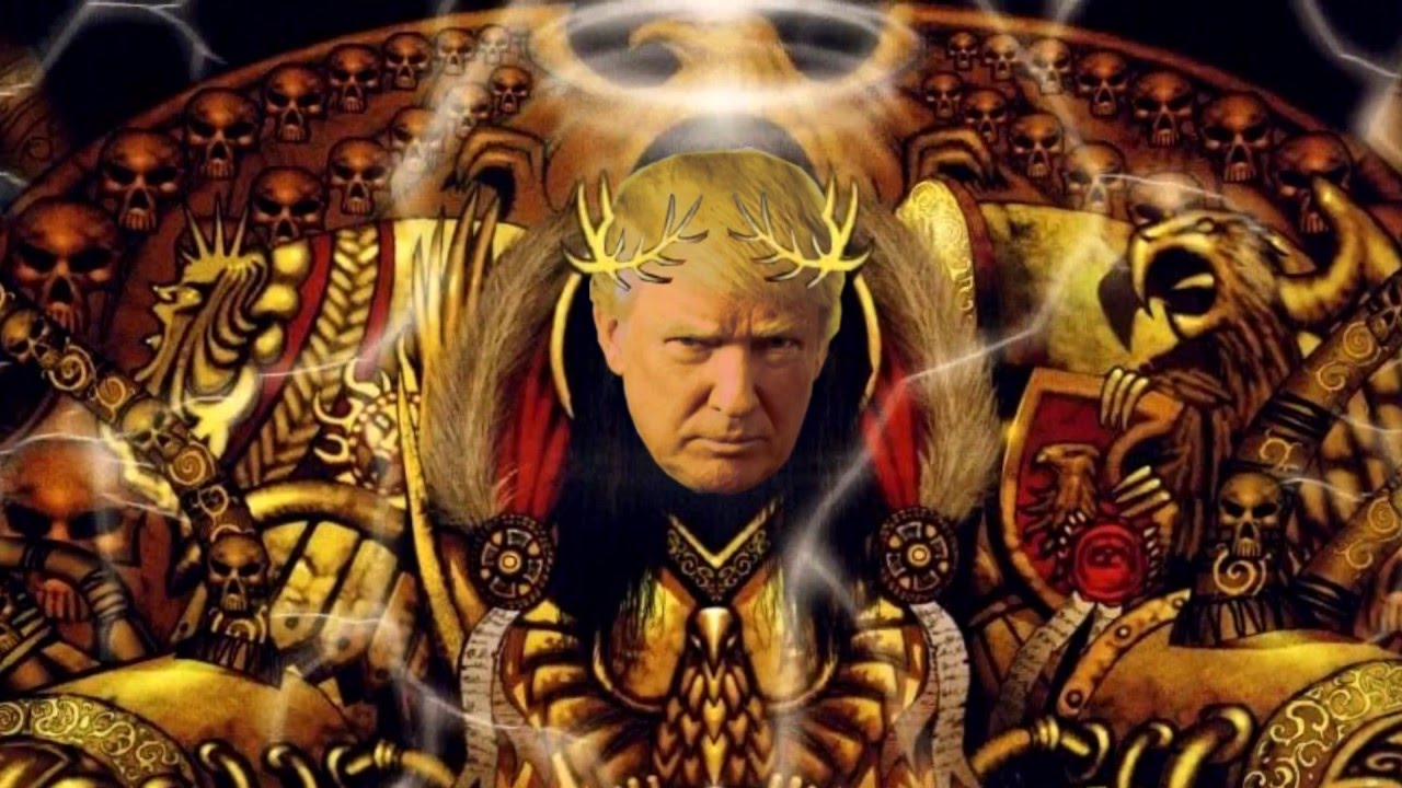 Image result for trump as a Roman emperor pictures