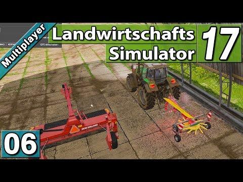 Gada und das Gras ► LS17 Multiplayer deutsch #6