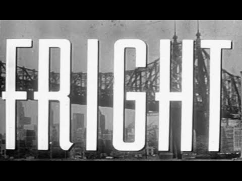 FRIGHT (1956) Psychological Thriller