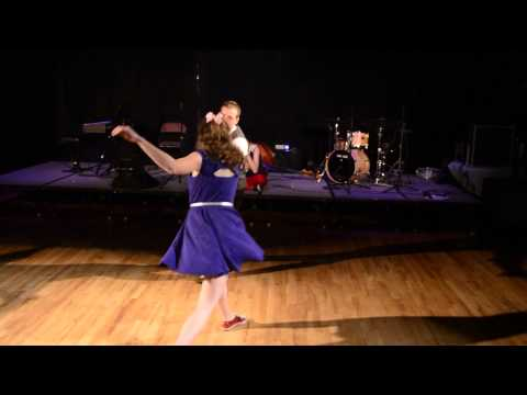 Lindy Hop on the Plains 2: Beginner/Intermediate Jack & Jill Spotlight