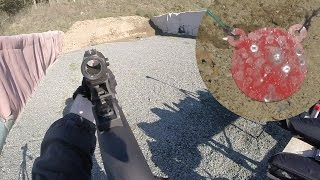 Shooting .357 Magnum out of a 12 gauge shotgun