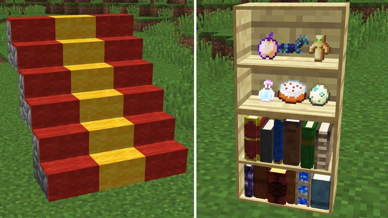 4 MISSING Minecraft Updates You can add NOW