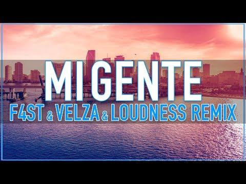 J. Balvin - Mi Gente (F4ST & Velza & Loudness Remix)