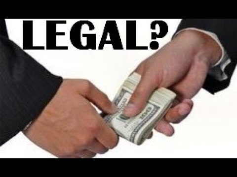 Is Corruption Legal in America? - How to Fix America's Corrupt Political System