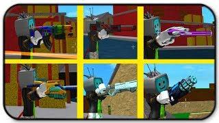 aggiornamento! Nuove armi, boss e condivisa Exp - Roblox Zombie attacco