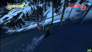 Amped 2 : Original Xbox in 720p Run 3