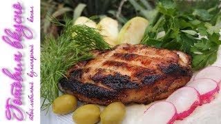Стейк на мангале: рецепт маринада с соевым соусом. Как замариновать Стейк из свинины. Готовим вкусно