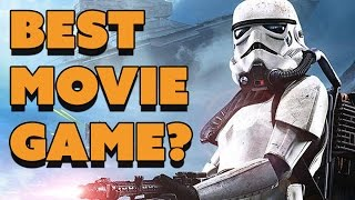Star Wars Battlefront the BEST Movie Game? - The Know