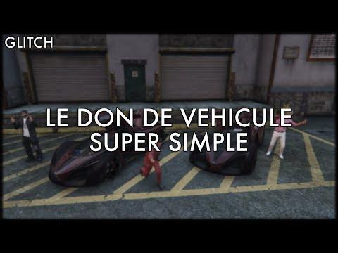 PATCHED - LE RETOUR DU DON DE VEHICULE SUPER SIMPLE A 3 - GTA5 ONLINE - Salut tout le monde voici le glitch don de véhicule tant attendu.