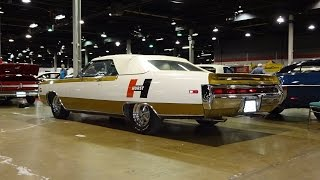 1970 Chrysler 300 Hurst Convertible , a 1 of 1 & Engine Sound on My Car Story with Lou Costabile